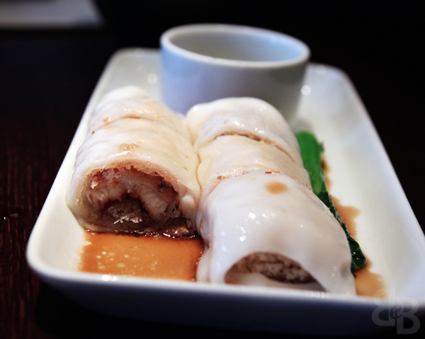 plum valley crispy eel cheung fun